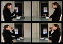 BURCU GOKCEK TEA MONOLOGUE 2008 Videoinsight® Collection