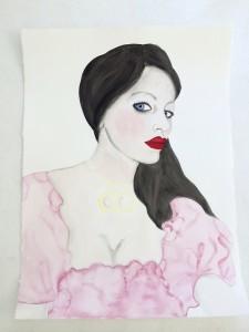Emilia Faro Doll