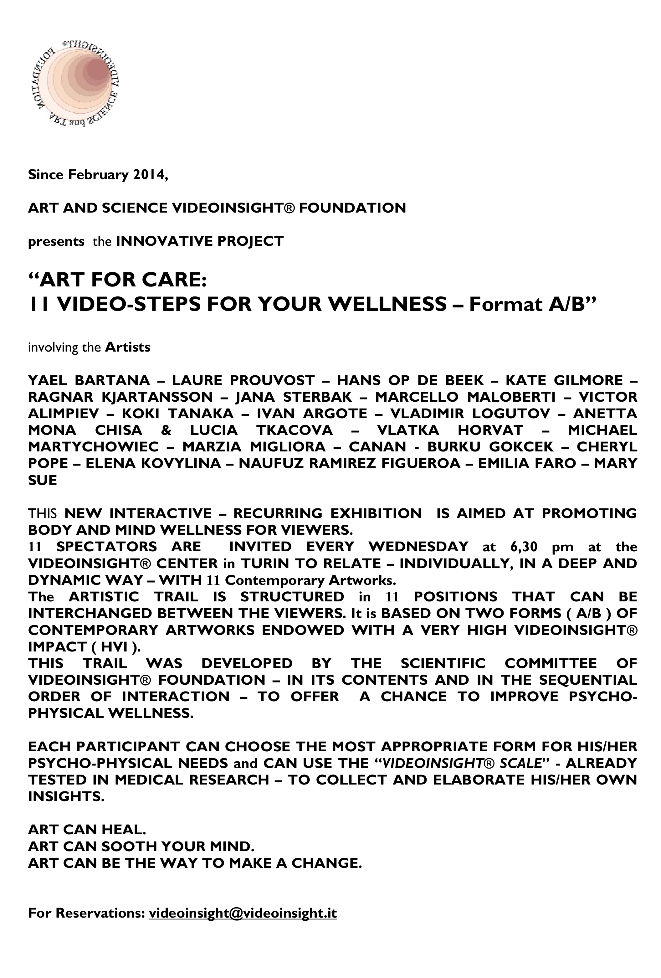 Art for Care
