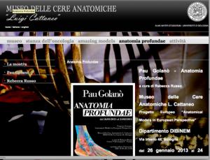 """Museo delle Cere Anatomiche """"Luigi Cattaneo"""""""