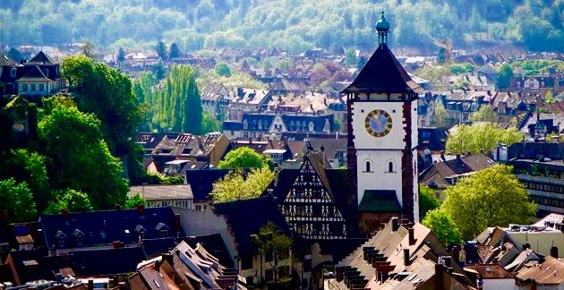 Study Abroad in Freiburg (1)