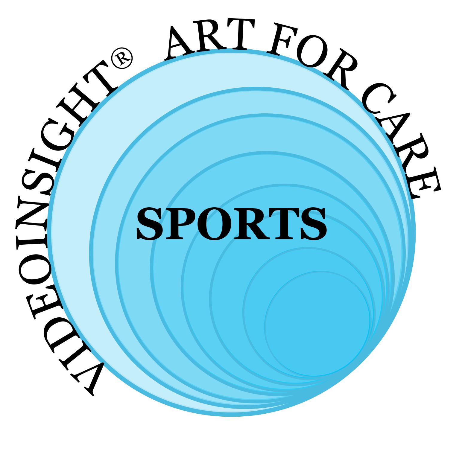 LOGO ART FOR CARE sport