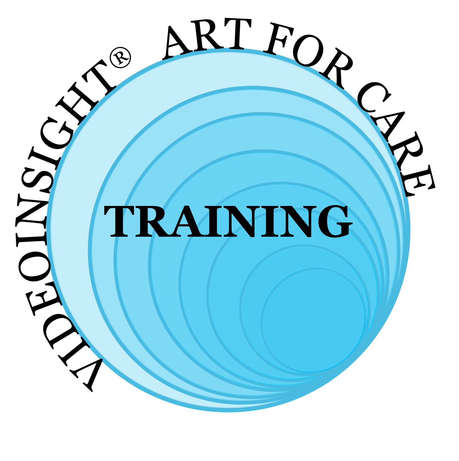 LOGO ART FOR CARE traning