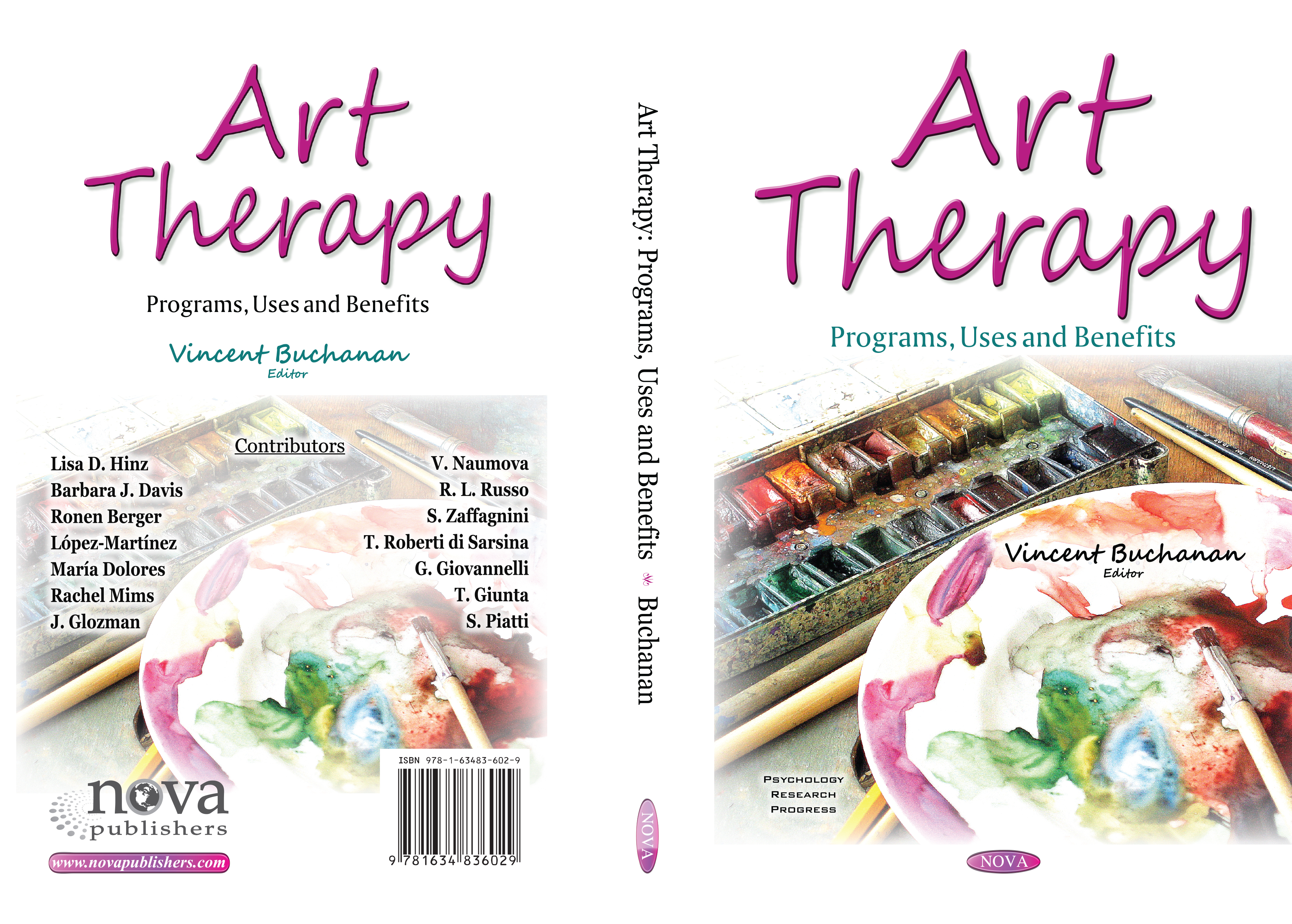 Art Therapy 978-1-63483-602-9