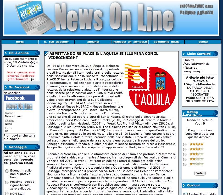 newsonline copia