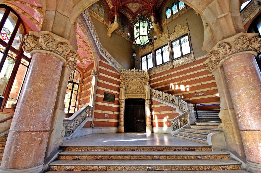 Hospital_de_la_Santa_Creu_i_de_Sant_Pau_(Barcelona)_-_11